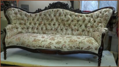 Refinished Couch